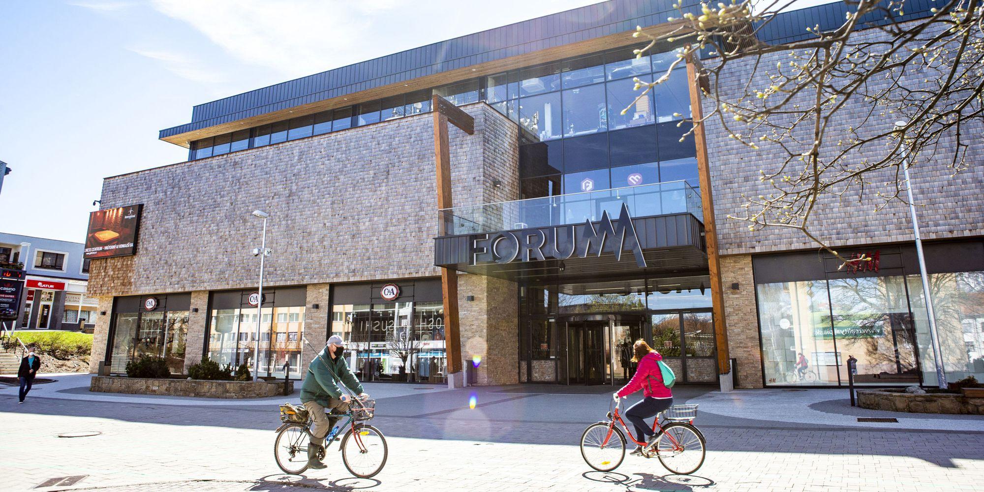 Obchodní centrum Forum